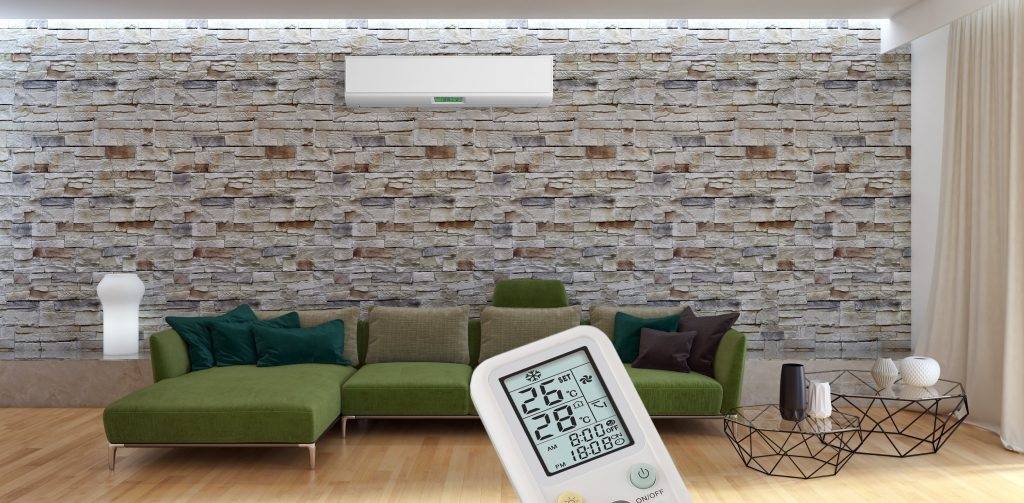 residential air conditioning viridian