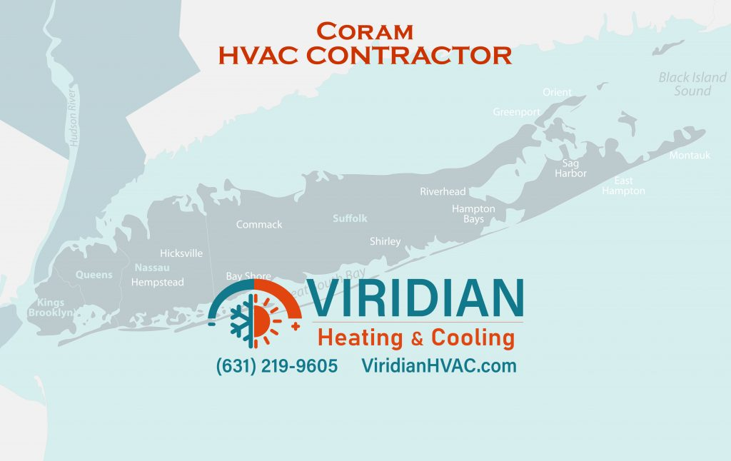 coram heating cooling contractor